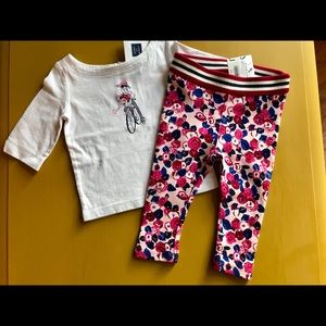 NWT JJ Shirt/Pant Set DEAL OF THE DAY!